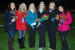 Danielle Oliver, Macayla Sheehan, Dawn Bille, Shannon Gray, Brooke McDonald and Leah O'Bryan.