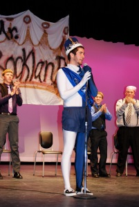 mr. rockland with crown