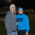 Billy Brady and Allie Cerrato at last year's powderpuff game.