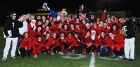Seniors dominated in the Powder Puff game held on Nov. 16th.