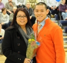 Kevin Nguyen and his mother Brittney Nguyen