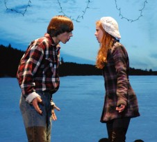 "Justin Kinnon and Catherine Crocker in ""Where It Went."""