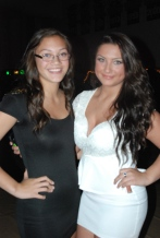 Kyra Rose and Bella Rindone