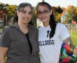 Stephanie Collyer and her mom, Liz.