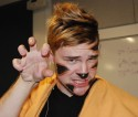 Shere Khan played by Chis Catania. Chris led the backstage preparations before the show.