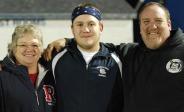 Jake Mesheau and family