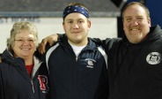 Jake Mesheau and family