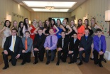 RHS SGC members at MASC in March.