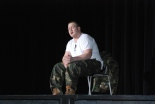 "Jacob Mesheau sings ""Why God, Why?"" from the musical ""Miss Saigon"""