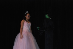 "Lauren Illes and Genesis Rojas sing ""For Good"" from the musical ""Wicked"""