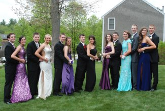 Pearse McNally, Devin Gilmore, Jared Quirk, Brianna Starkey, Mike Leavitt, Emily Beatrice, Cameron Stuart, Jenny Dell, Dana Peck, Dylan Bernache, Kara Penney, Andrew Frazer, Julia Matson, and Brendon Peck