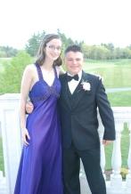 Natalie Ellard and Brian Cohen