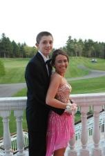 Ben McKenna and Kelsey Joyce