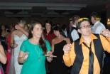 Teachers Lauren Rizzotti and Sam Hoyo dance up a storm