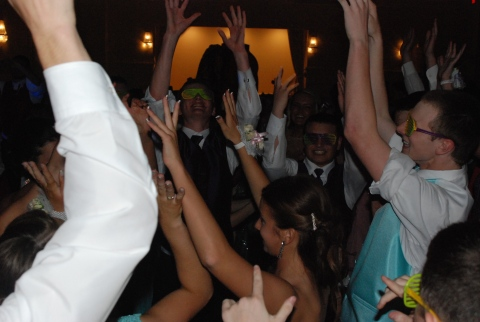Junior Prom, May 2014 at the Indian Pond Country Club