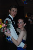 Brandon Kirby and Nicole Cook