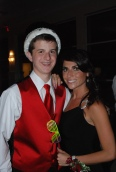 Cameron Stuart and Jenny Dell