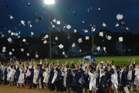 The Class of 2014 graduated in May