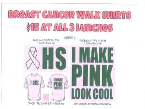 t-shirts pink