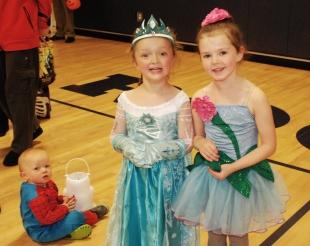 Princesses at Project Pumpkin