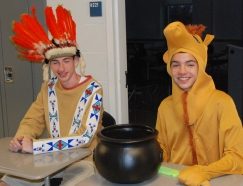 Matt Kirslis and Ryan Sugrue