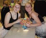 Erin Buckley with Colleen Burke