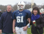 #61 Jason Cameron with his parents, Noreen and Scott