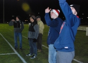 Junior Coaches, Mike Ahern, Samantha Hoyo, Ryan Shea, and Kevin Levesque
