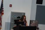 Publicity Coordinator, Ashley Pezzella