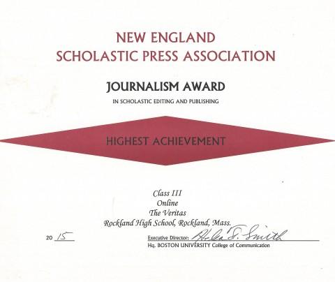 highest achievement