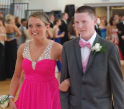 Allie Sammon and Kyle Duncan.
