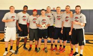 Team NB: Matt Anzalone, Tyler Gibson, John Mulready, Joe Dubeau, Jon Carey, Aaron Ryan, Matt Nicholson, and Ryan Quirk