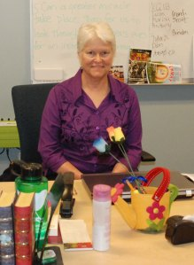 English teacher, Mrs. Amy Woodward will be missed when she retires on June 30.