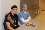 Sean Sugrue and Joe Naughton