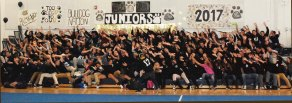 Class of 2017 roller coaster