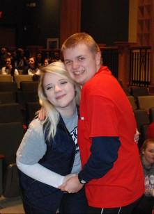Haley Macray and Michael Bodley