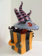 Shawn Ward, What's in The Box?, Ceramics and Glass