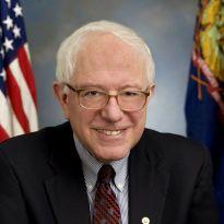 Democratic Senator Bernie Sanders