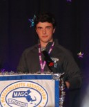 Dan Madden of North Reading was elected to be the 2016-2017 MASC President.