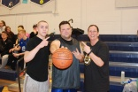 Mickey Burns, Special Ed teacher Damien Ricci and Social Studies teacher Sandy Lombardi made up the team, Flagrant Fouls