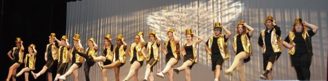 The Finale of A Chorus Line