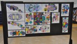 Grade 7 Geometrics: Circles, Patterns, Colors.