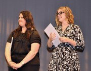 Directors Joanne White and Kendra Donovan