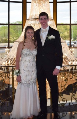 Rachel McDermott and Matt Kirslis