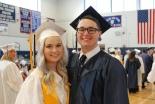 Meghan Foster and Zach Pransky