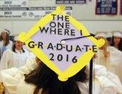 the one where I graduate