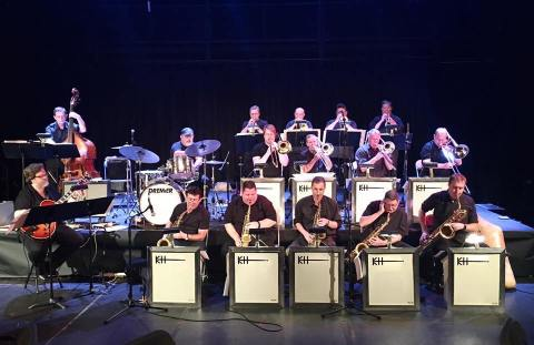 Kenny Hadley Big Band scheduled to perform on August 21 from 1-4 pm at Rockland Middle School outdoor concert area.