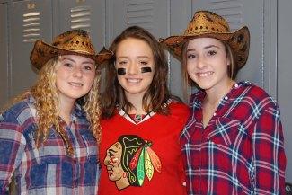 Jenna Burns, Nicole Blonde, and Maddie Blonde