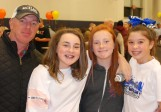 Dave Taylor, Riley Taylor, Katie Keefe, Anna Dutton