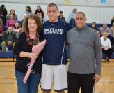 Mo Youssef and his parents